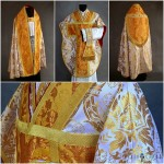 Cope and chasuble set